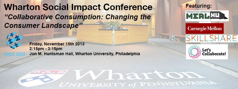 Wharton banner